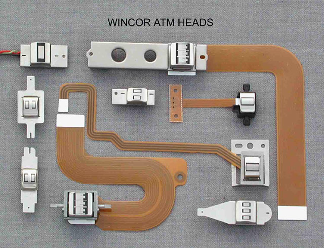 ATM Parts for Wincor ATM Machines